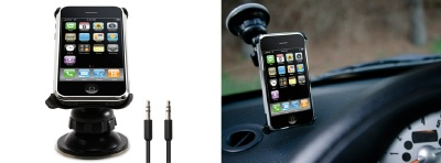 Griffin WindowSeat - windshield mount for iPhone & iPod