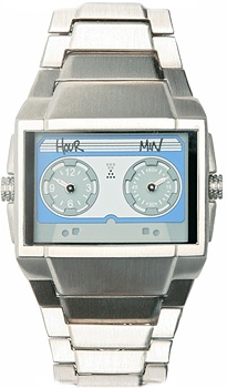 Recapture the 80s with this cassette tape watch