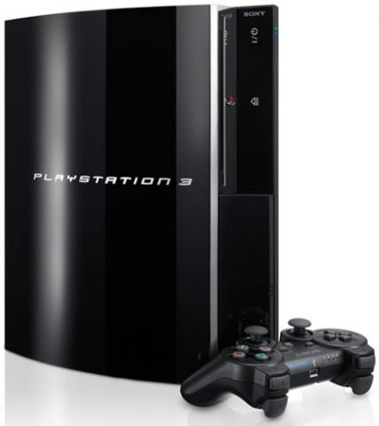 Sony PlayStation 3 80GB Gaming Console