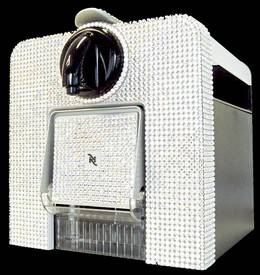 Swarovski Nespresso Crystal Edition coffee machine